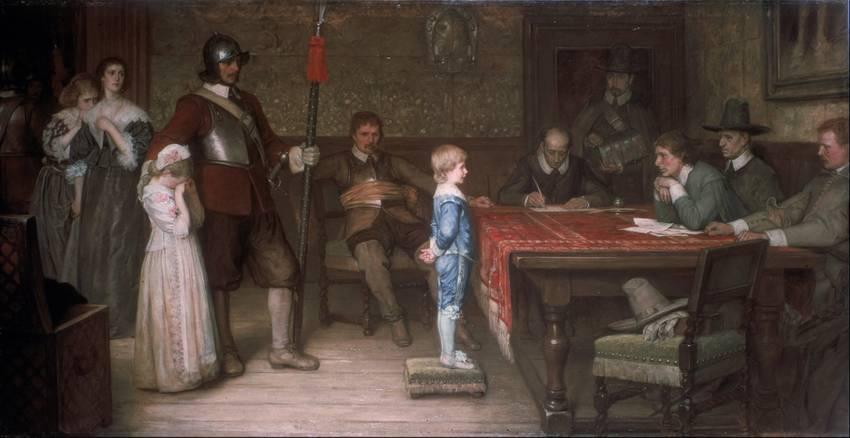 William Frederick Yeames/Walker Art Gallery