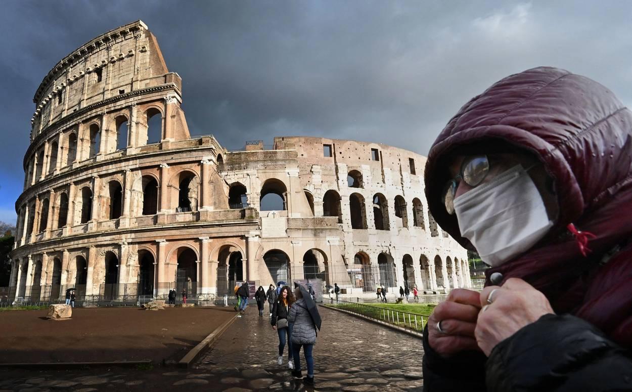 Alberto Pizzoli/AFP via Getty Images